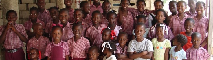 HAITIANS HELPING HAITIANS | Equipping Haitians for a Better Life.  These are my friends, the people I love.