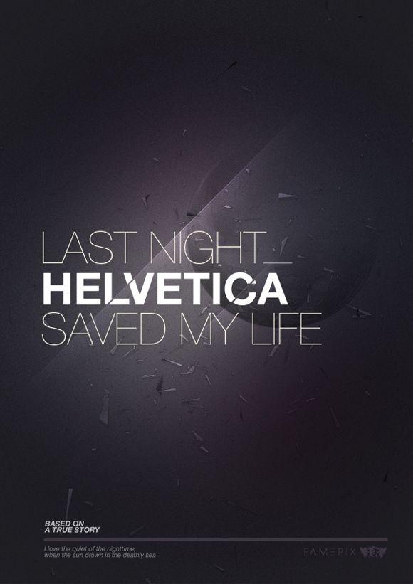 #helvetica