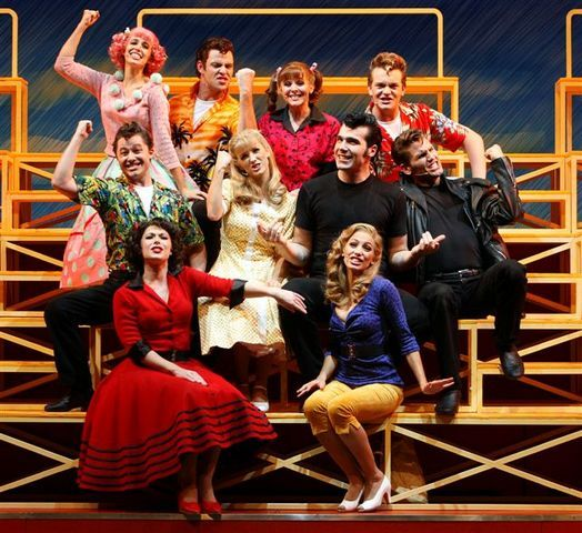 grease the musical | Grease-the-musical