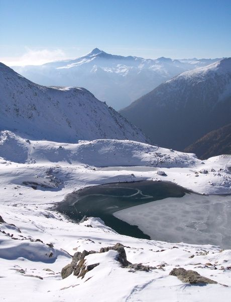 Lausfer's Lakes #mountains #piemonte #italy #provinciadicuneo