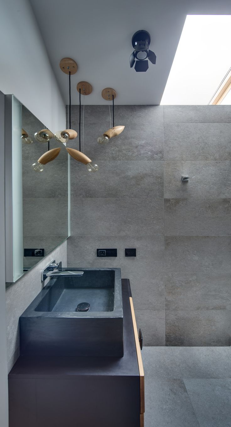 industrial bathroom 14 best Industrial style apartment