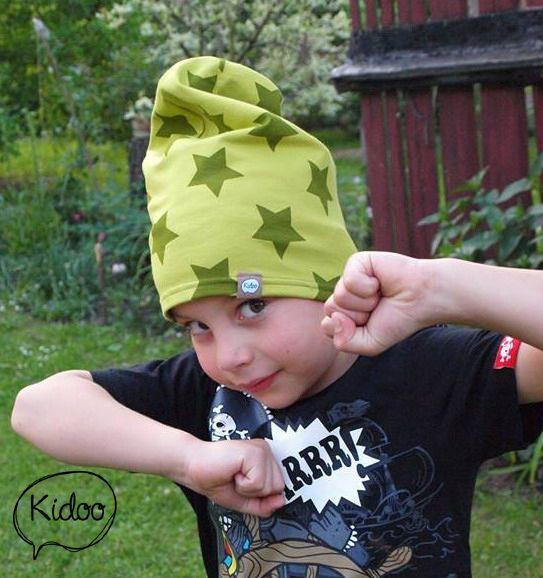 Organic Cotton Cap SUPERSTAR. www.kidoo.cz
