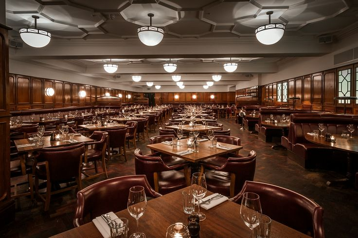 Main dining room #guildhall #city #steak
