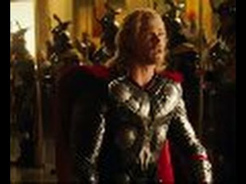 Thor - Watch this trailer - Story: The warrior Thor (Hemsworth) is cast out of the fantastic realm of Asgard by his father Odin (Hopkins) for his arrogance and sent to Earth to live among humans. Falling in love with scientist Jane Foster (Portman) teaches Thor much-needed lessons, and his new-found strength comes into play as a villain from his homeland sends dark forces toward Earth