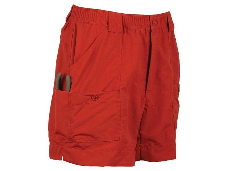 "AFTCO Bluewater Men's ""Original"" Traditional Fishing Shorts"