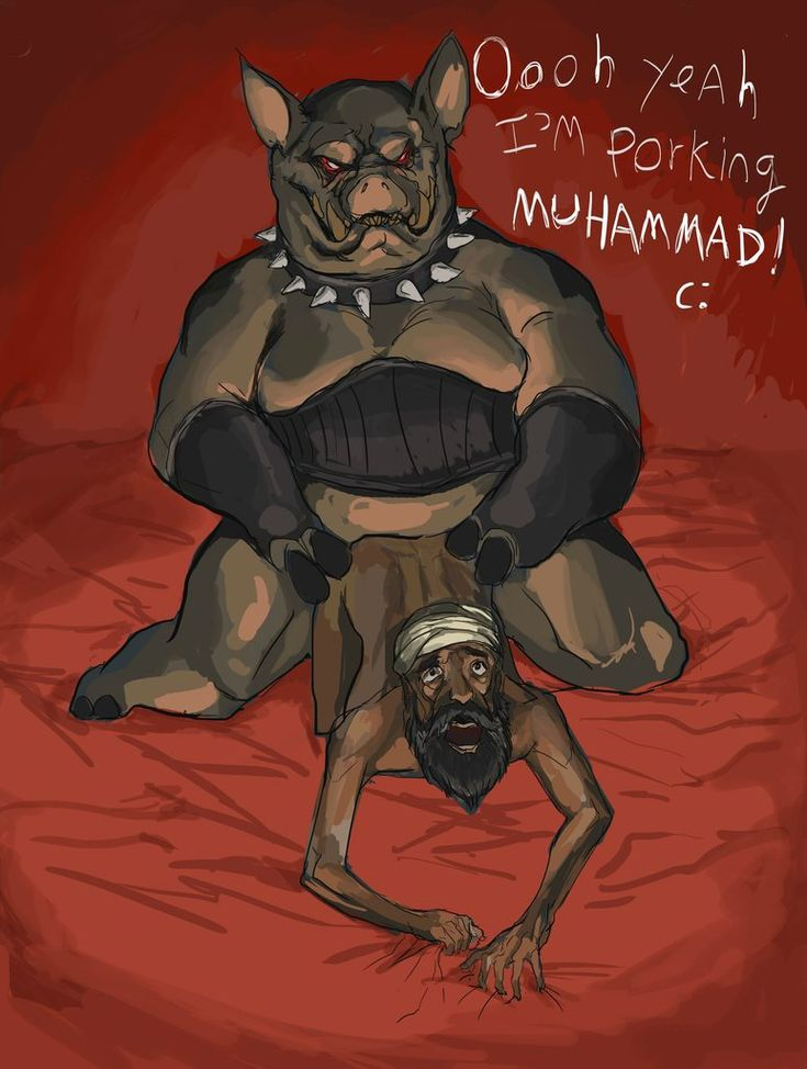 Fuck Mohammad 91