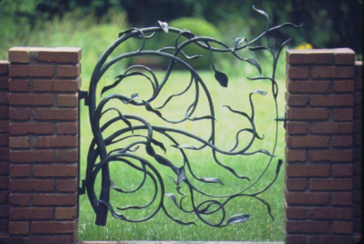 The 25 Best Steel Gate Ideas On Pinterest Steel Gate