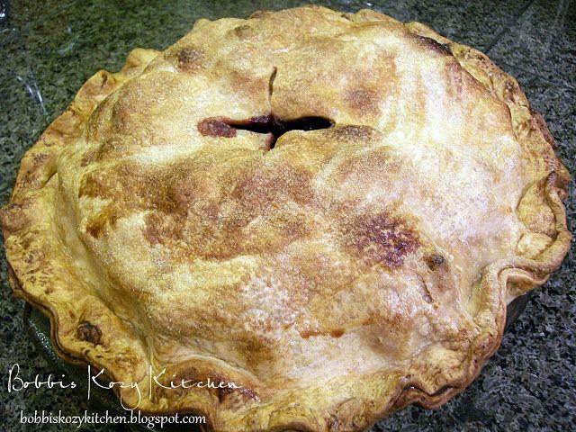 Apfel-Brombeerkuchen   – Pies