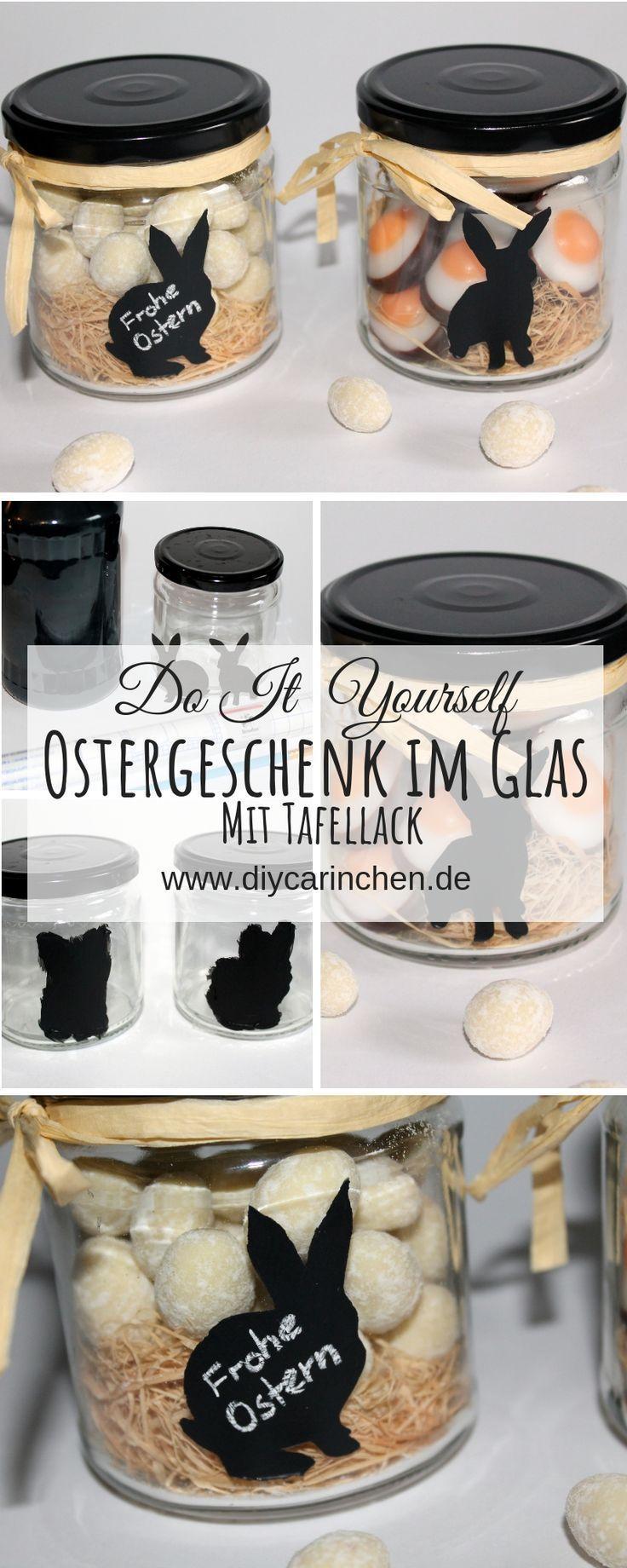 Diy Vorratsglaser Mit Tafellackhasen Upcycling Ganz Einfach Selbermachen In 2020 Diy Geschenke Im Glas Backzutaten Geschenke Im Glas