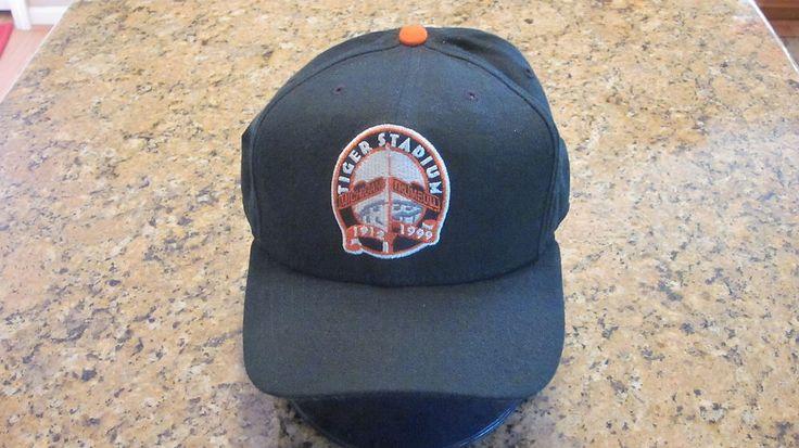 Detroit Tigers 19121999 Tiger Stadium Michigan Trumbull