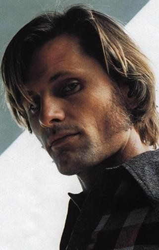 Viggo Mortensen - His unbelievable hotness as Aragorn aside, I could watch his LOTR behind-the-scenes takes forever <3