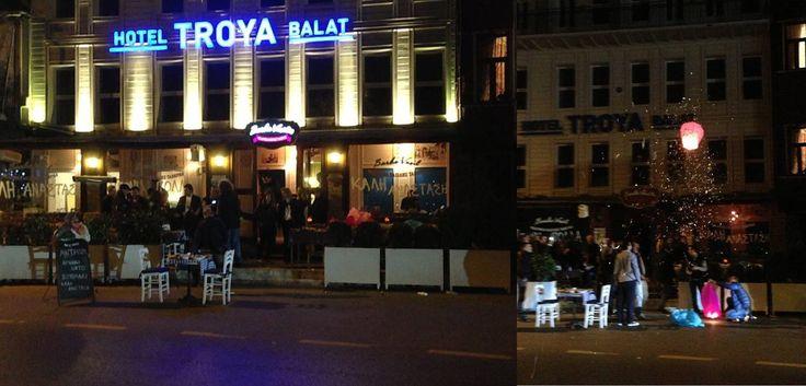 Hotel Troya Balat: http://www.troyahotelbalat.com  #hotel #Istanbul #holiday #restaurant