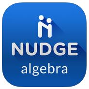 Nudge - Interactive Algebra Lessons on iPads and Android Tablets