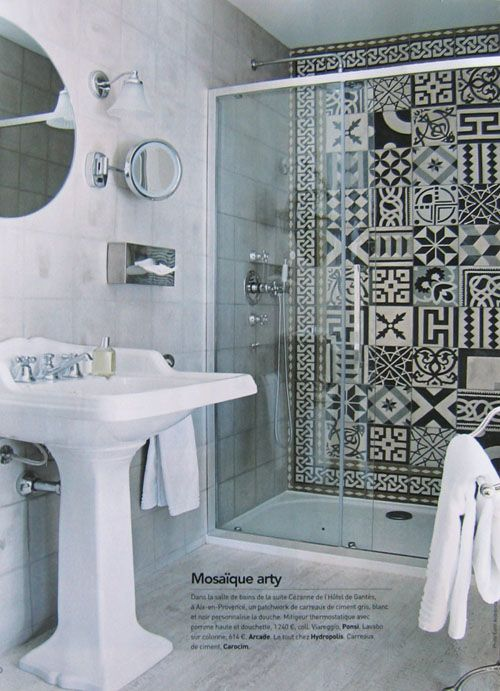 Carocim Art & Decoration magazine clip