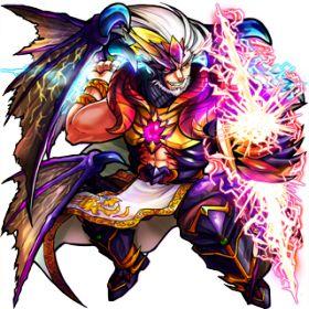 Dark Usurper Zeus | Monster Strike GamePress