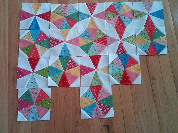 Kaleidoscope quilt from sugarstitches.com