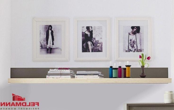 Moderne Wandregale Wohnzimmer Regal Eiche Wandboard Online Bestellen Bei Yatego