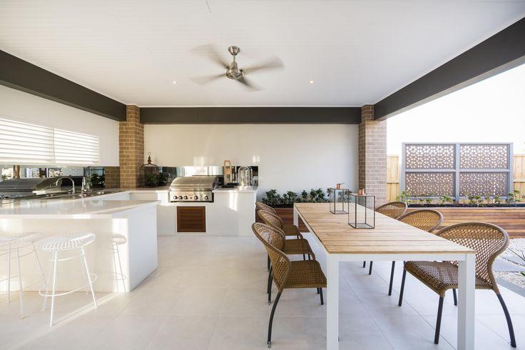 Arlington Alfresco - Simonds Homes #interiordesign