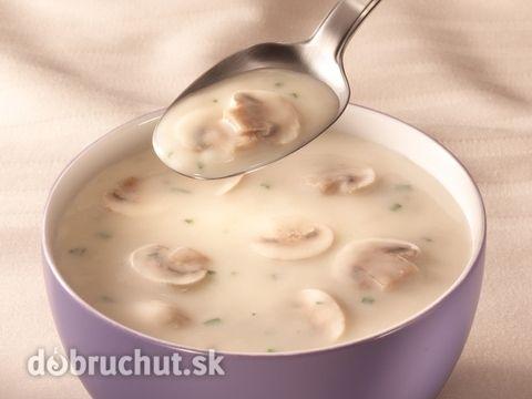 Kyslá hubová polievka