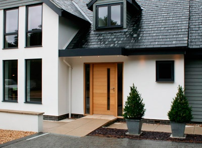 Urban Front - Contemporary front doors UK | designs | terano