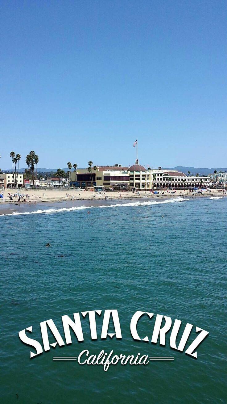 City of Santa Cruz in California