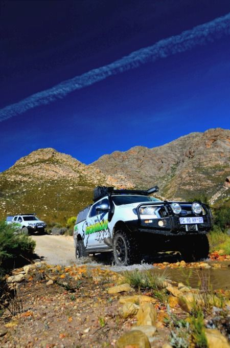 SA4x4 Magazine and Ironman 4x4 spent five days exploring the Karoo and Garden Route. See the August issue of SA4x4 for more details.