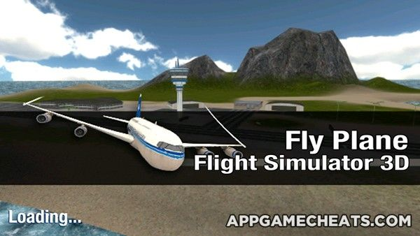Flight Simulator: Fly Plane 3D for Gold Stars, All Airplanes, & No Ads Unlock  #FlightSimulator #Simulation #Strategy http://appgamecheats.com/flight-simulator-fly-plane-3d-gold-stars-airplanes-no-ads-unlock/