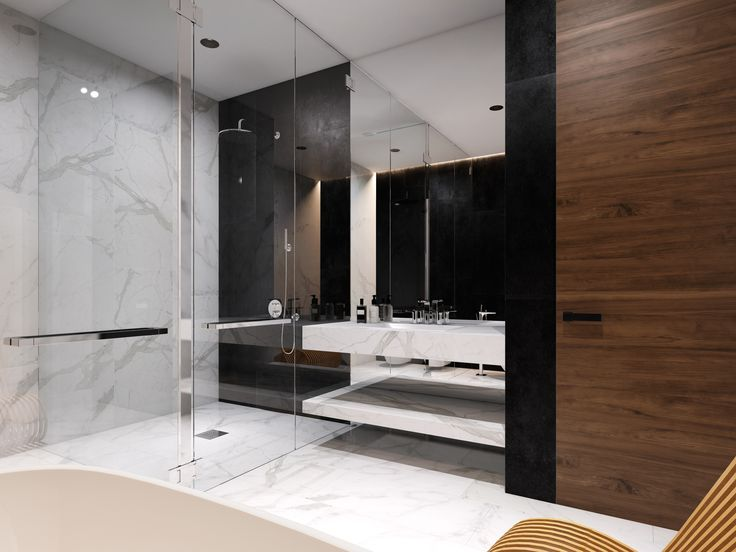 3d visualization of Bathroom