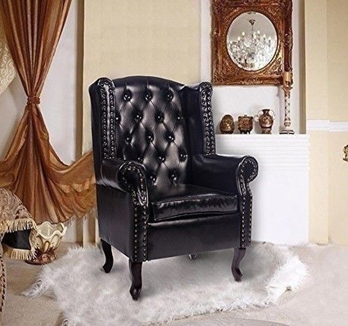 Vintage Leather Arm Chair Louis Style Furniture Living Room Antique Home  Office   eBay. 525 best Vintage Furniture images on Pinterest   Vintage furniture