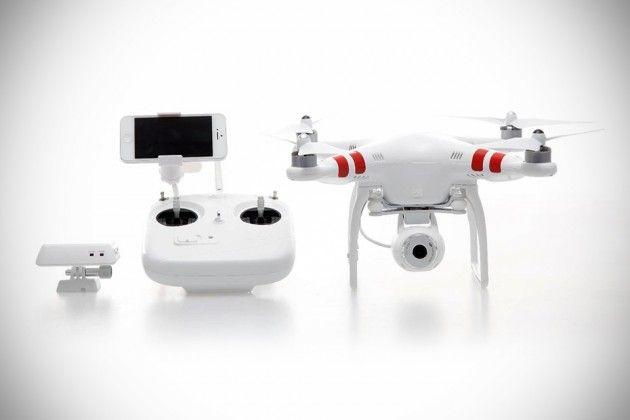 DJI Phantom 2 Vision Quadcopter - mikeshouts DJI Phantom Vision  #dji #phantomvision #quadcopter