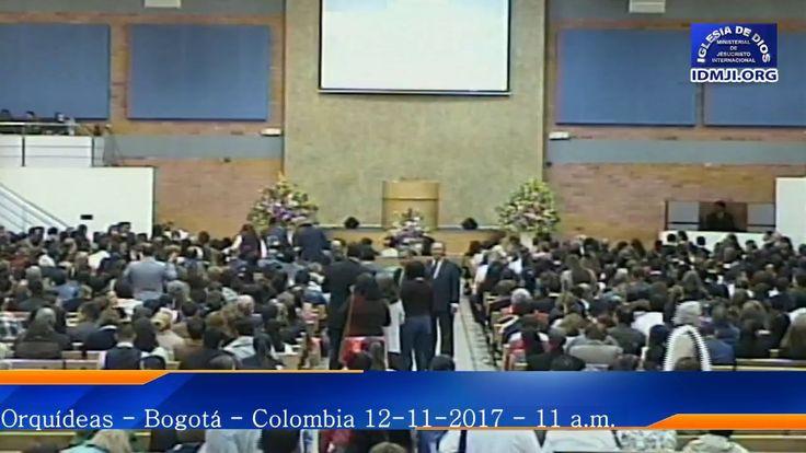 Transmisión en vivo - Iglesia de Dios Ministerial de Jesucristo Internac...