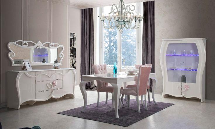 Estetik ve konforun ön planda tutularak tasarlandığı Navas Yemek Odası Takımı, çağdaş bir anlayış ve yaklaşımla modern stilin çarpıcı yorumunu gözler önüne seriyor.  Tarz Mobilya | Evinizin Yeni Tarzı '' O '' www.tarzmobilya.com ☎ 0216 443 0 445 📱Whatsapp:+90 532 722 47 57  #yemekodası #yemekodasi #tarz #tarzmobilya #mobilya #mobilyatarz #furniture #interior #home #ev #dekorasyon #şık #işlevsel #sağlam #tasarım #konforlu #livingroom #salon #dizayn #modern #rahat #konsol #follow #interior
