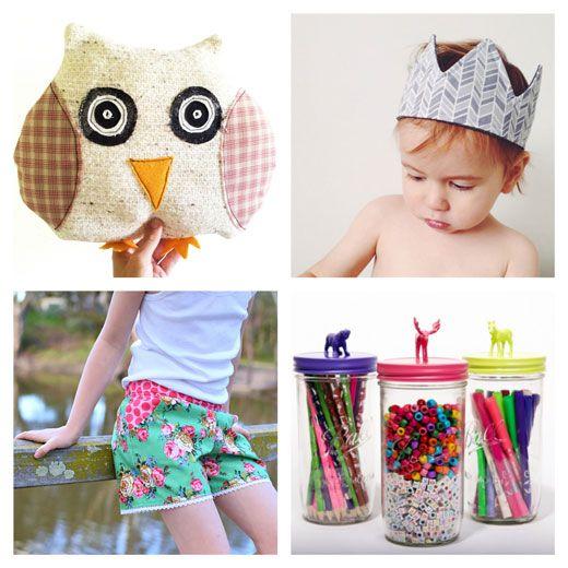 Fabulous Friday Finds at Handmade Kids #handmade #kids