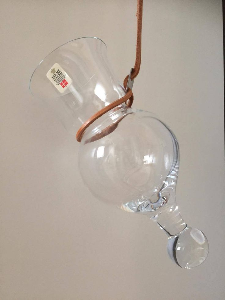 70's Danish Holmegaard neck wine glass in box by WifinpoofVintage on Etsy