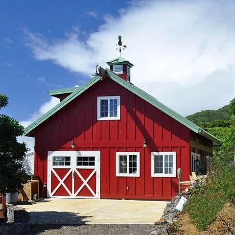 17 best images about shop buildings on pinterest pole for Farm barn plans
