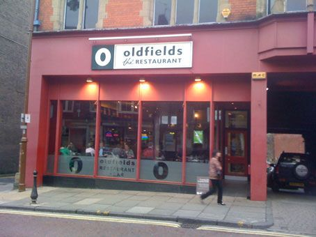 At Oldfield's noted Eating House customers can expect real British food, cooked properly and simply, without flashy sauces. The products, including meat and cheese come from local farms and suppliers, vegetables are from local markets and recipes are based on British dishes within our heritage.