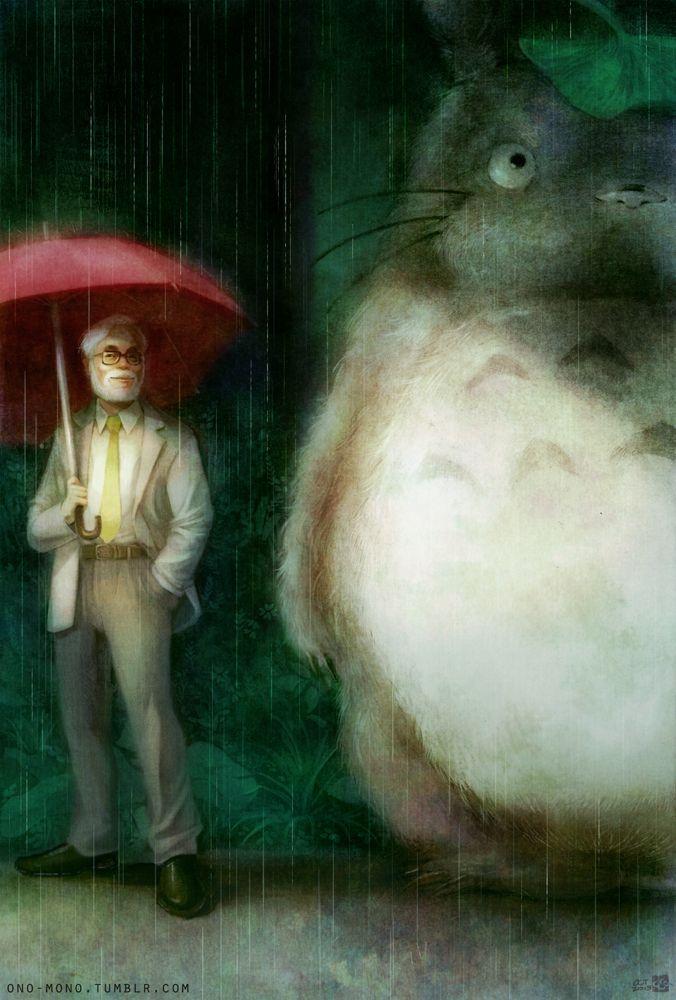 Hayao Miyazaki ■ Studio Ghibli, Japan (スタジオジブリ)