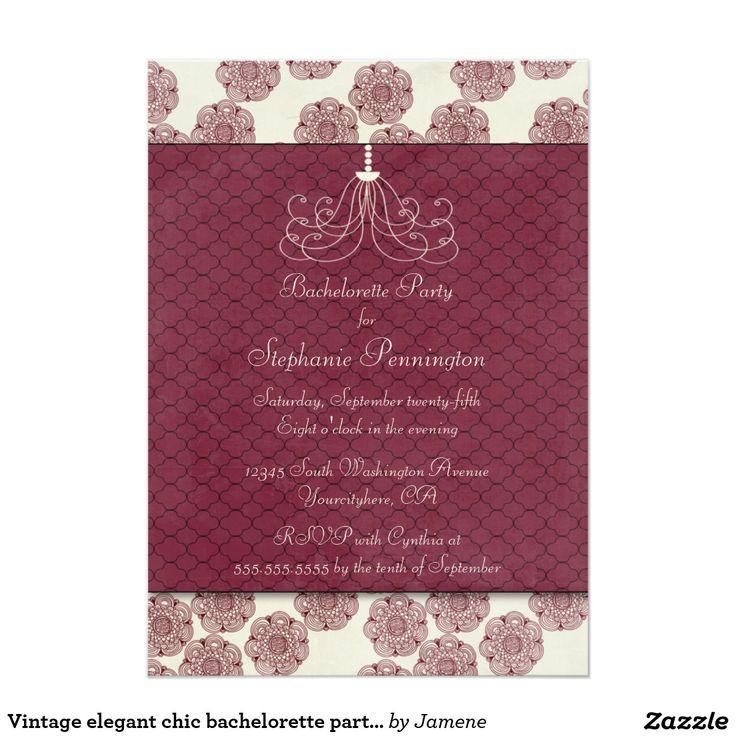210 best Bachelorette Party Invitations images on Pinterest ...