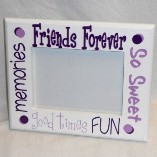 17 best ideas about best friend picture frames on pinterest diy gifts for friends for friends and pictures for friends