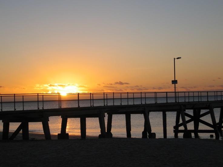 Normanville beach South Australia