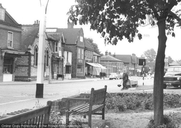 Merstham, High Street c.1960, from Francis Frith