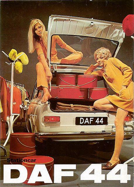DAF 44 - former Dutch car brand #daf #classiccar #netherlands