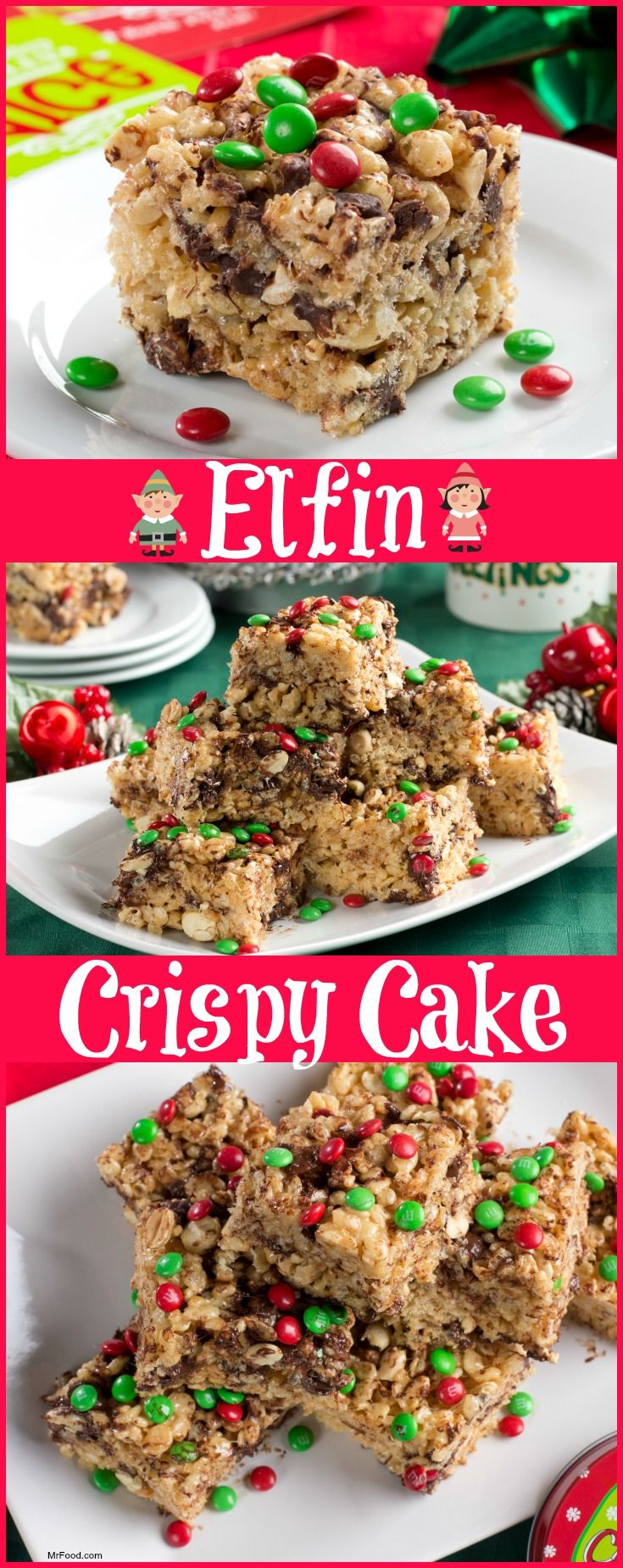 This is a great last-minute treat to make with the kids on Christmas Day.