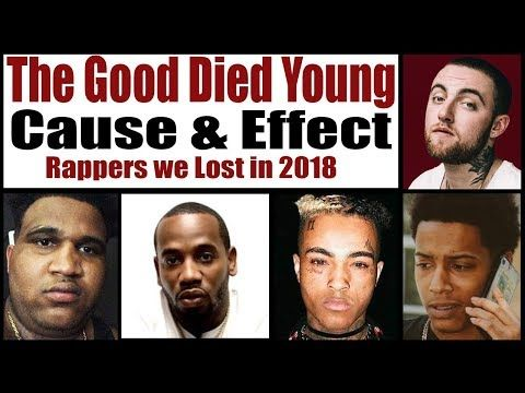 Rappers We Lost In 2018 Doc  Short - YouTube | LIVE NEWS