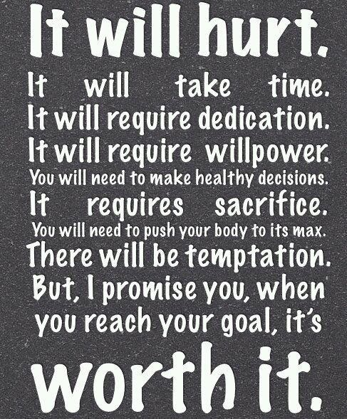 Yes, I can do this!Fit, Remember This, Inspiration, Quotes, Motivation, So True, Worthit, Worth It, Weights Loss