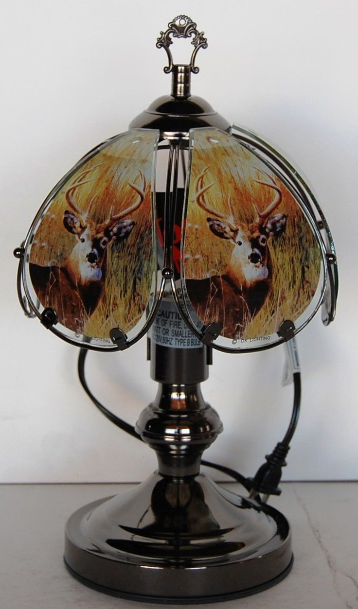 """14"""" H Touch Table Lamp"""