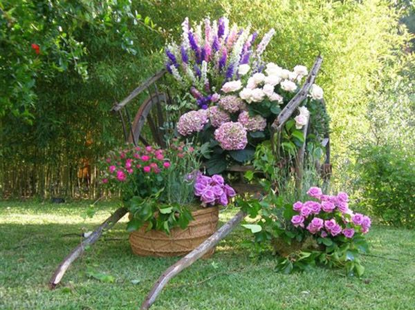Rincones m gicos en tu boda ideas para decorar tu boda for Rincones de jardines pequenos