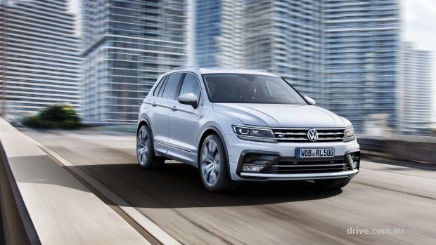 2016 Volkswagen Tiguan – First Look