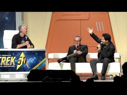 Star Trek Las Vegas 2016 - Gary Berman & Adam Malin Panel