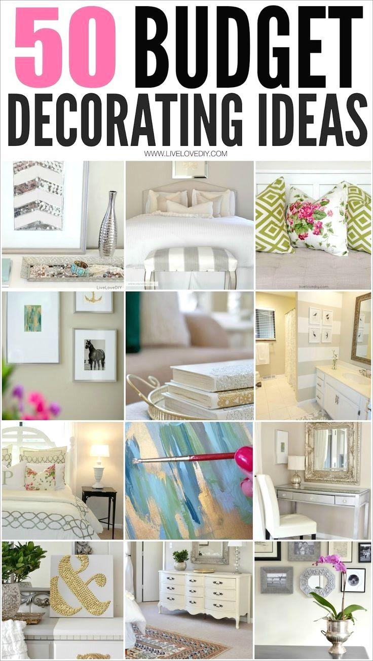 Wonderful Image Of Diy Home Decor Apartments Best 25 Budget Decorating Ideas On Pinterest Apartment